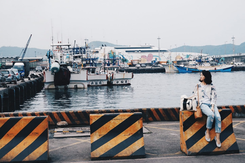 【Mini Photography】Nanfangao, the Simple Colorful Little Harbor 南方澳,舒服自在的小漁村