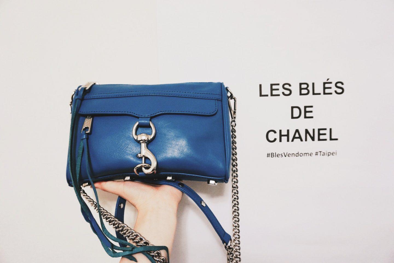Material Girl The Versatile Denim Blue- My Rebecca Minkoff Mini Mac