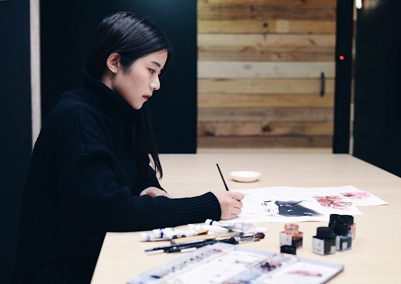 Interview|「也許就是我人生中這一連串的錯過,才造就了現在的我。」台灣時尚插畫家 Jing You 專訪(下)