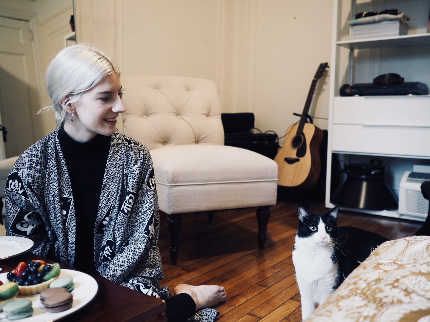 Interview Maria Lee: The Resolute Capsule Wardrobe Practitioner