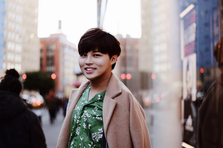 Interview 「在龐大的時尚體系裡,紐約就是商業重鎮,比起創意與設計,行銷與品牌管理在這裡才是重點。」——專訪千禧世代 Project Runway旅居紐約時尚設計師 Cha Cha