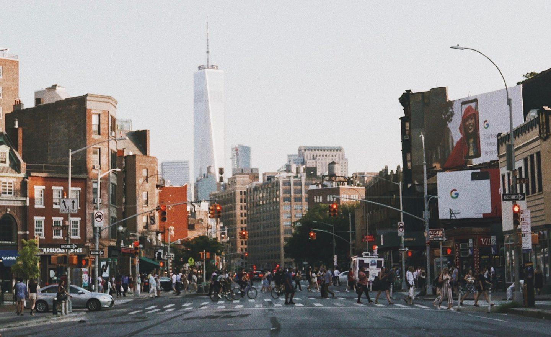 在紐約當學生的日子|之二:紐約客