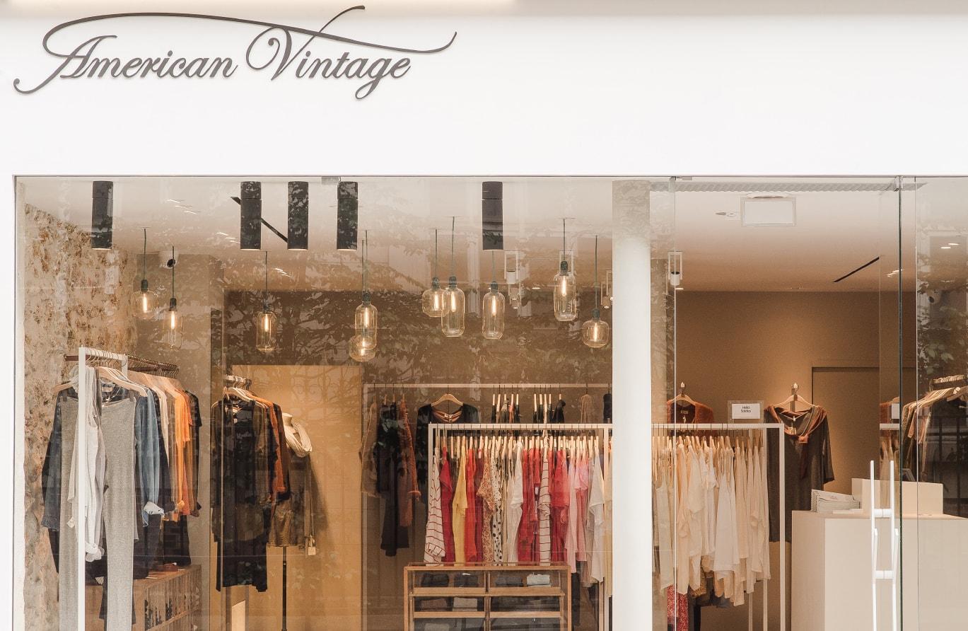 #OOTD 016|Paris:每回來巴黎必逛的文青時裝小店 American Vintage